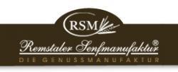 delikatEssen Nürnberg | Remstaler Senf - eine breite Palette mit Highlights wie Mangosenf, Balsamico Kirsche und viele mehr