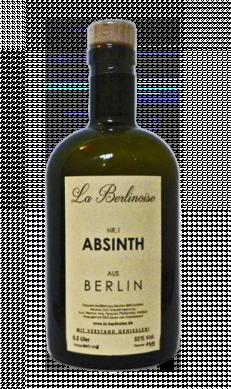 delikatEssen Nürnberg | Absinth Berlinoise
